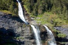Les cascades de Haute Savoie