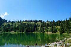 Le Lac Bénit (Mont-Saxonnex)
