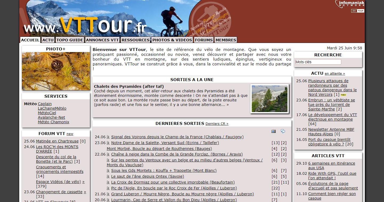 Circuits VTT Haute-Savoie