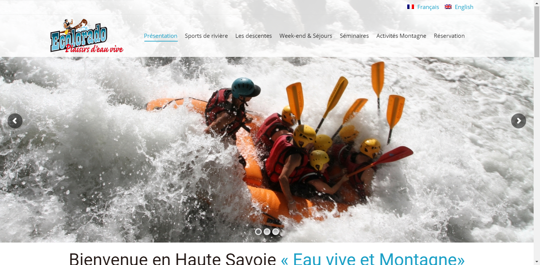 Ecolorado Rafting